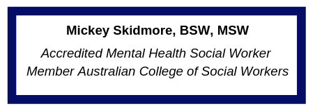 Mickey Skidmore, BSW, MSW